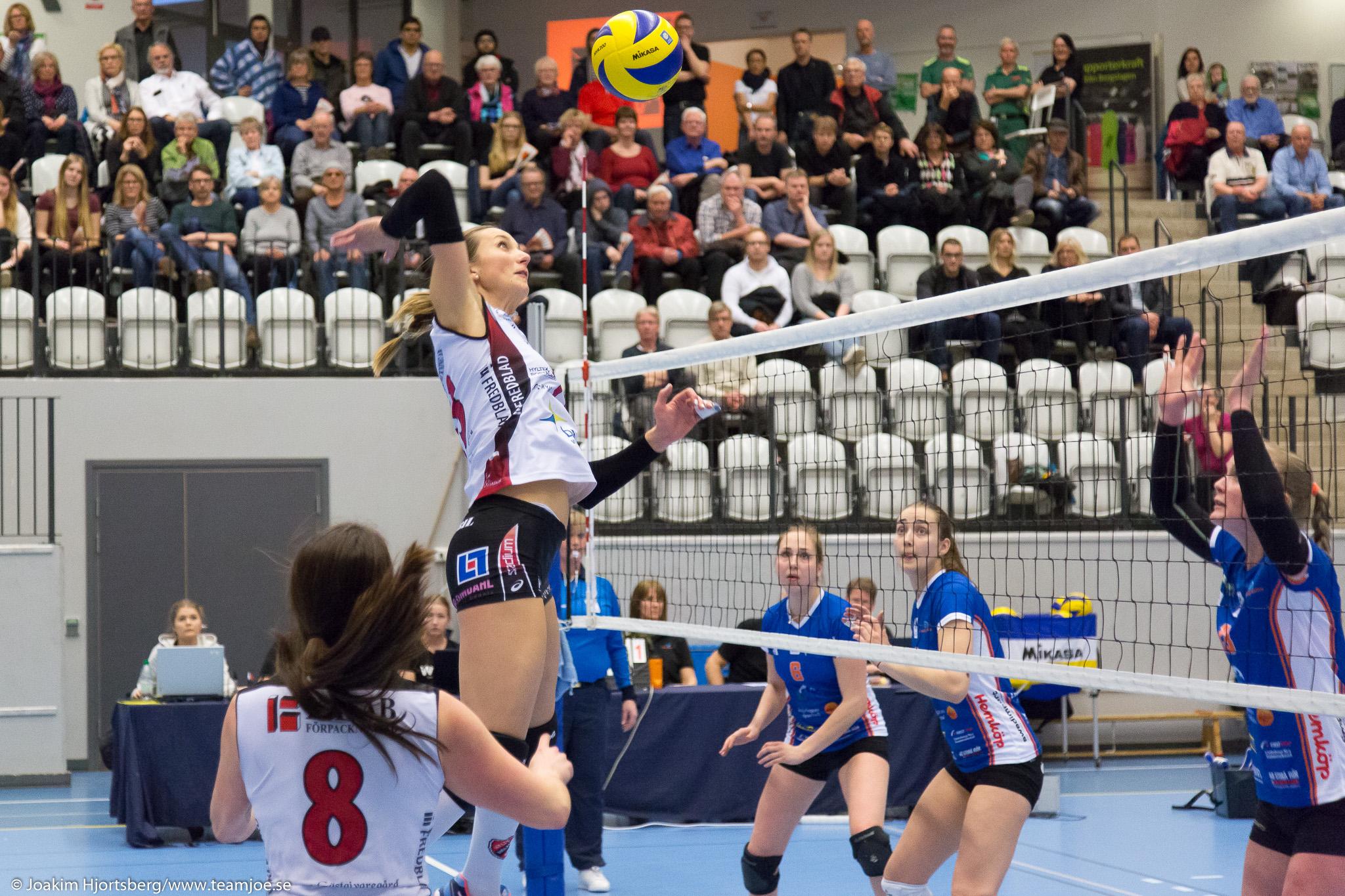 2016-03-25 Lindesberg Volley-Hylte/Halmstad VBK