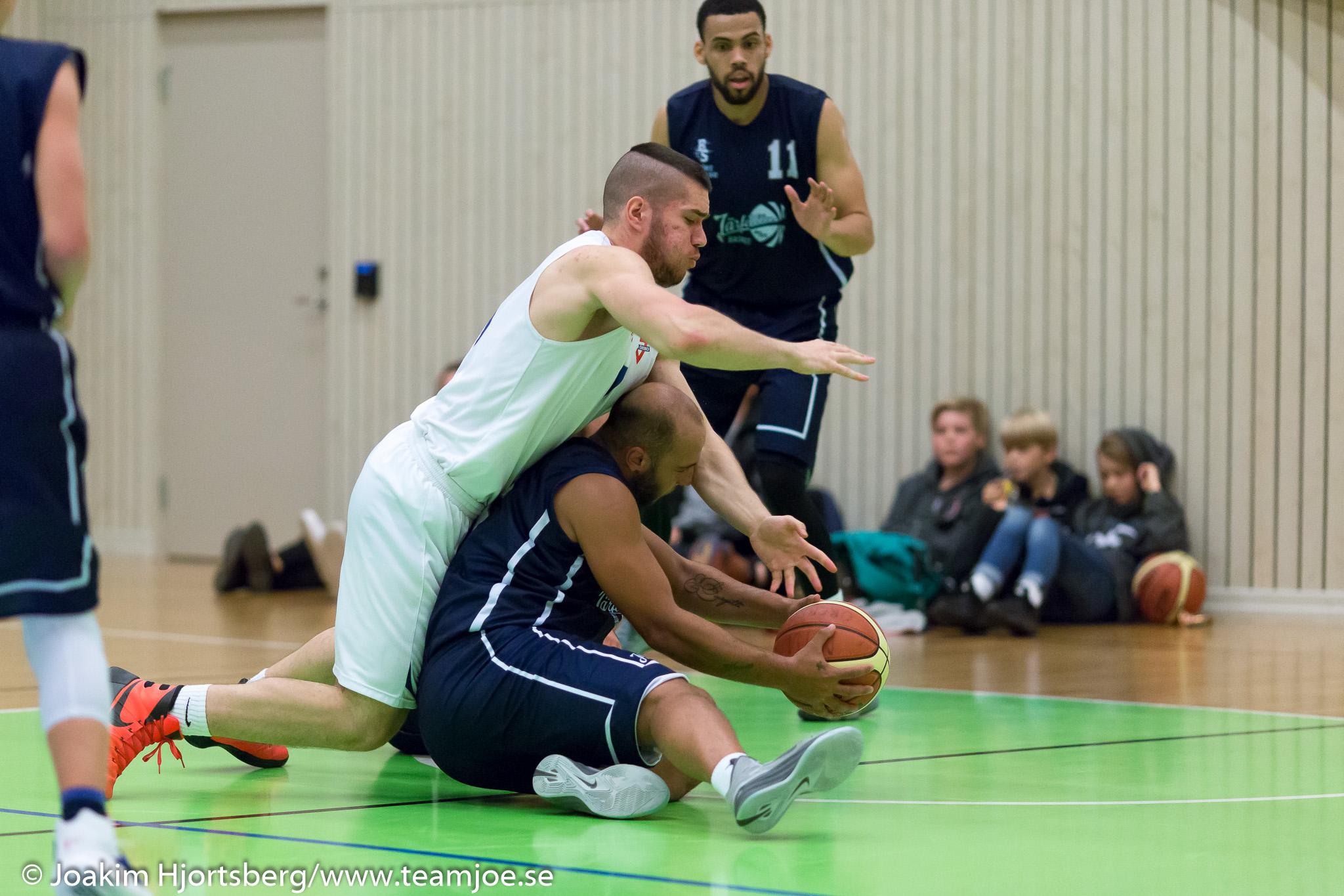 2016-10-16 KFUM Örebro Basket-Järfälla Basket