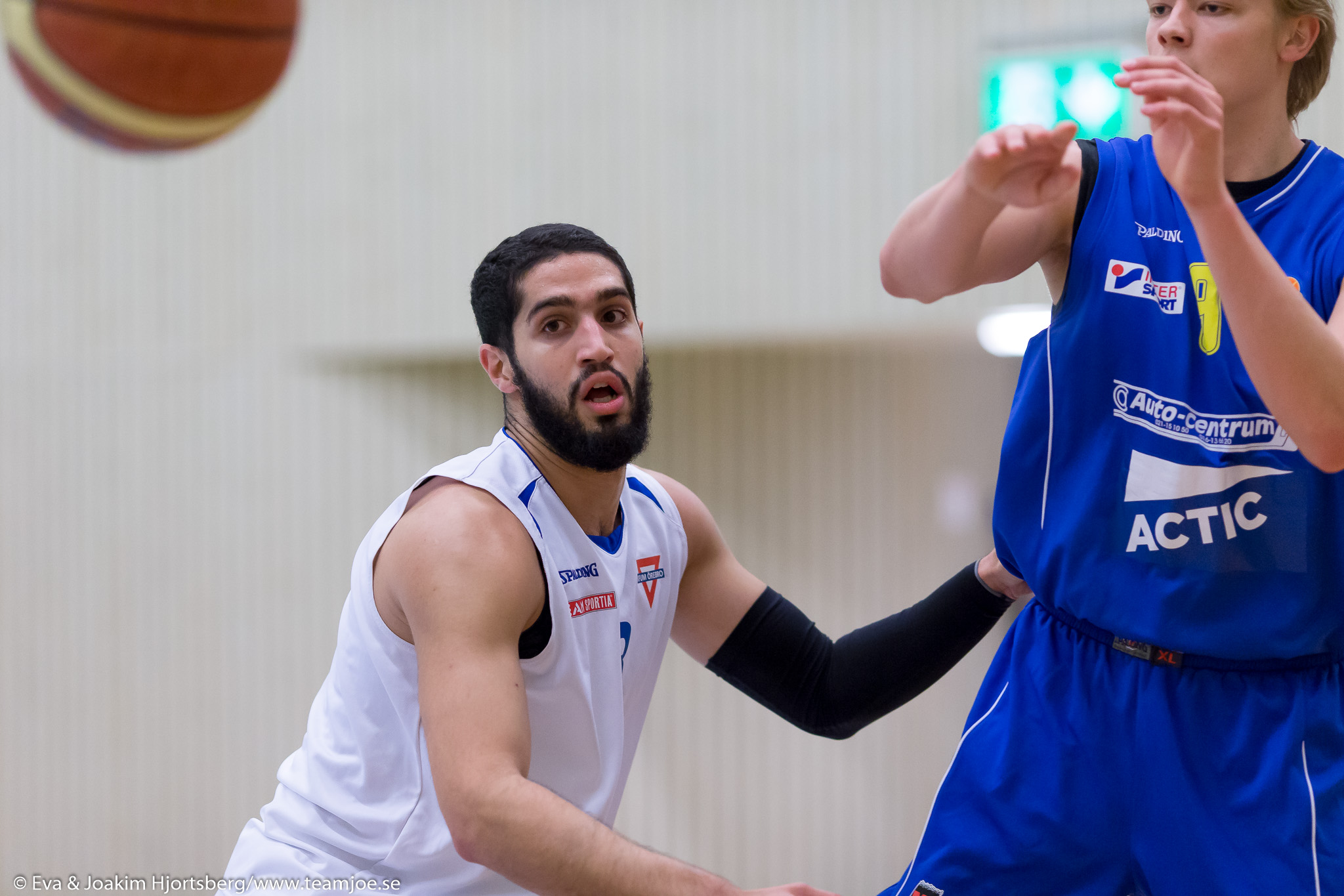 2016-11-13 KFUM Örebro Basket-Arvika Basket
