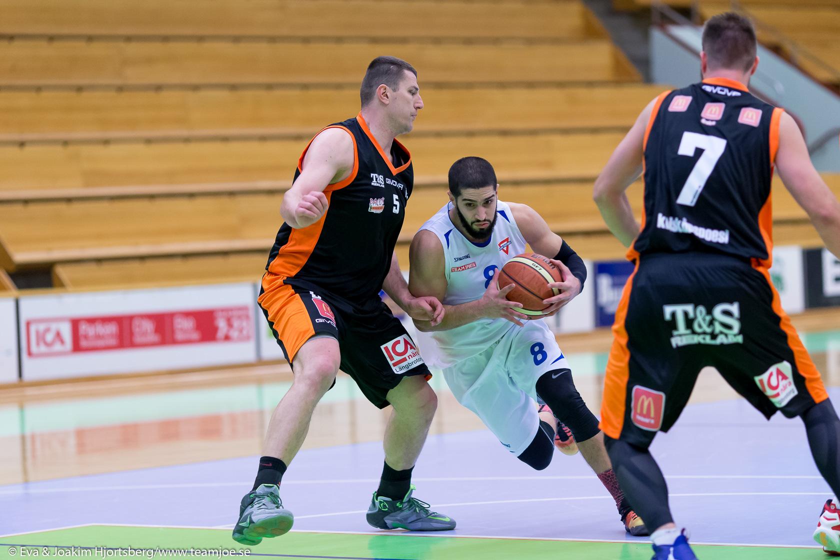 2016-12-04 KFUM Örebro Basket-Örebro Basket